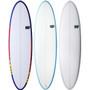 The Magnet Surfboard | Mid Length | Mini Mal | NSP | Fibreglass Funboard