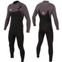 Free-Flex Wetsuit Steamer 4:3mm | Chest Zip | Full Surfing Wetsuit | Ocean and Earth | Mens