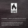 Flame Thermo Vest | Ocean and Earth | Wear Under Wetsuit For Added Warmth | Mens