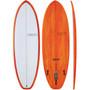 Highline Firestorm Surfboard | Modern Surfboards | Novice Surfers | Excellent 1st Real Fibreglass Surfboard or Fast Improvement Model