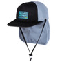 Creatures of Leisure   Reliance Grom Surf Cap   Kids Surfing Hat   Youth Sized