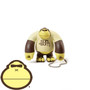 Sun Bum   Lucky Bum Figure Keychain   Sonny Sun Bum Fan Club