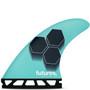 Futures Fins   AM1 Honeycomb   Al Merrick Template   Smaller Centre Fin