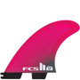 FCSII SF Sally Fitzgibbons   Thruster (3) Fin Set   Performance Core   FCSII   Great Fin for Tail Release