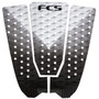 Kolohe Andino FCS Tail Pad | Surfboard Traction | Deck Grip | Black/White Fade