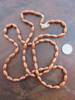 Copper Spacer Beads (5x10mm)