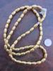 Brass Spacer Beads (7x12mm)