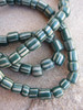 Green Gooseberry Beads (6x5-7mm)