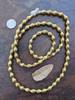Brass Spacer Beads (8x10mm)