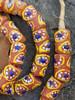 Krobo Glass Beads (11x21-26mm)