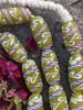 Light Green African Fancy Glass Beads