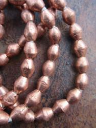 Brass Spacer Beads (6x7mm)