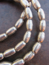 Silver Spacer Beads (7x12mm)