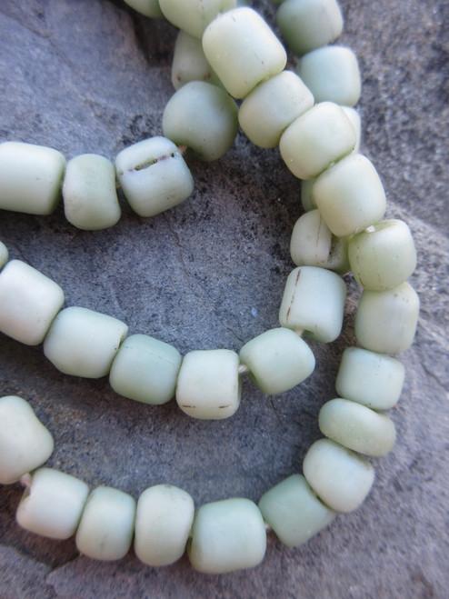 Green Gooseberry Beads