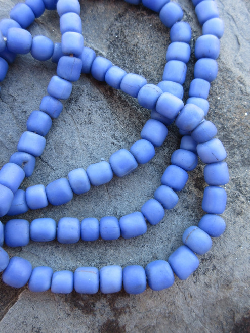 Baby Blue Gooseberry Beads