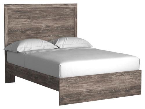 Ralinksi Gray Full Panel Bed