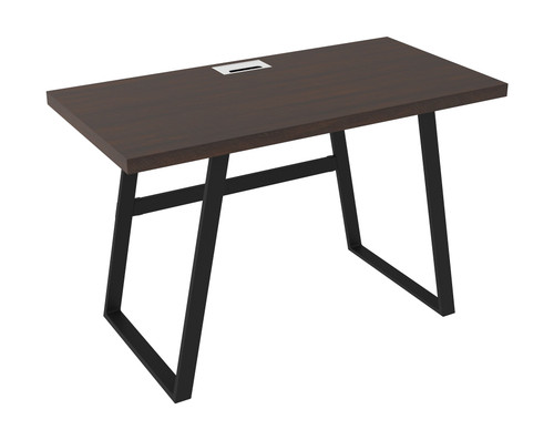 Camiburg Warm Brown Home Office Small Desk