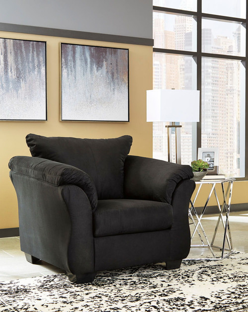 Darcy Black Chair