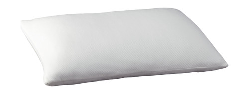 Promotional White Memory Foam Pillow (10/CS)