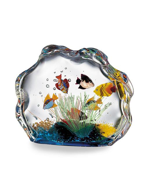 Murano Glass Aquarium View Product Image