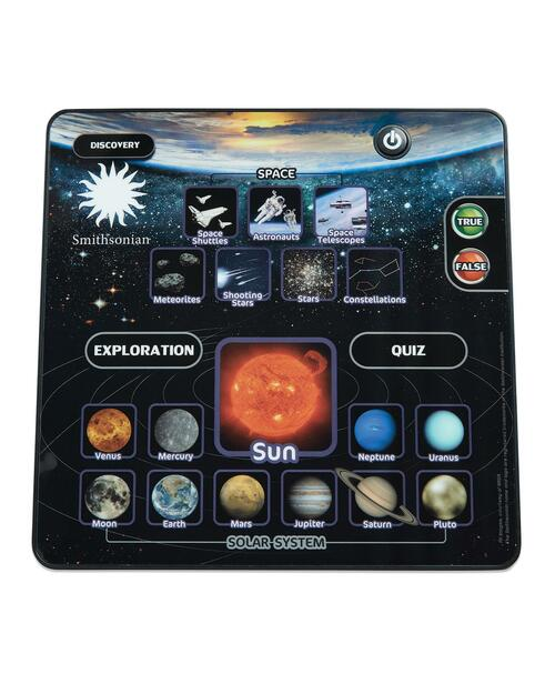 Smithsonian Kids Space Tablet View Product Image