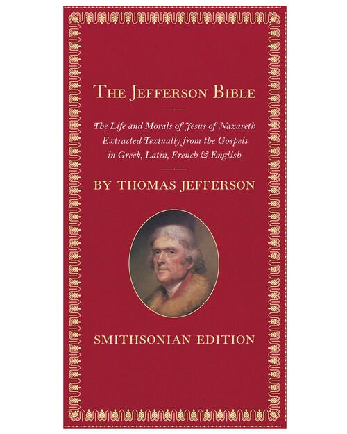 The Jefferson Bible View Product Image