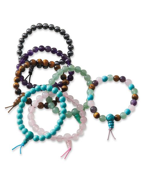 Gemstone Power Bracelets View Product Image