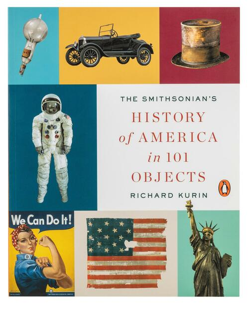 The Smithsonian's History of America in 101 Objects - Paperback View Product Image