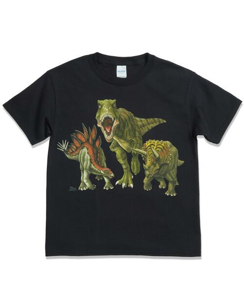 Dino Heads-and-Tails Youth T-Shirt View Product Image