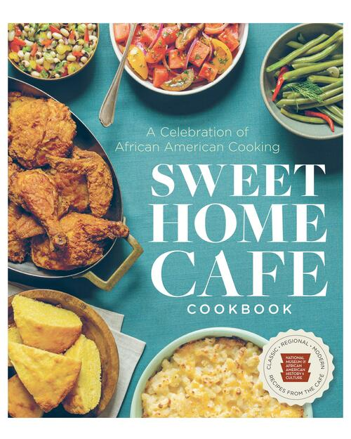 Sweet Home Café Cookbook: A Celebration of African American Cooking View Product Image