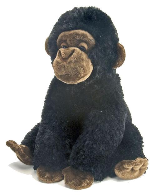 "12"" Plush Baby Gorilla View Product Image"