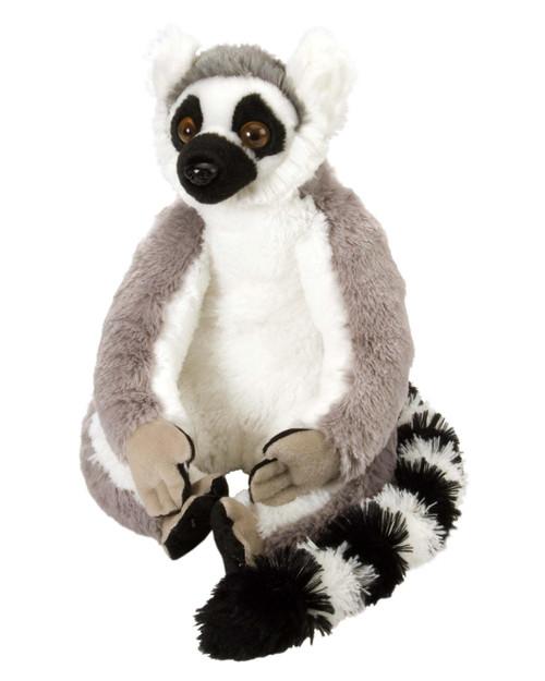 "12"" Plush Ring-Tailed Lemur View Product Image"