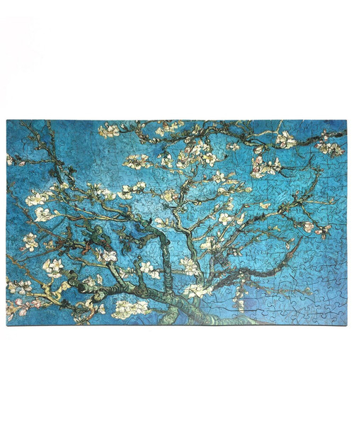 Spring Blossom Wooden Jigsaw Puzzle View Product Image