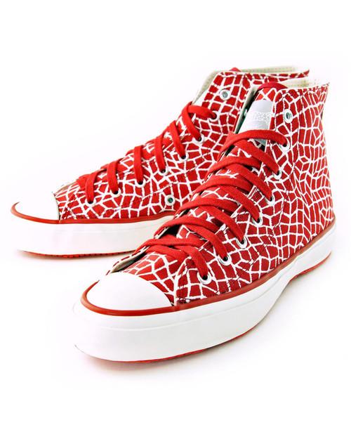 Yayoi Kusama Sneakers - Red View Product Image
