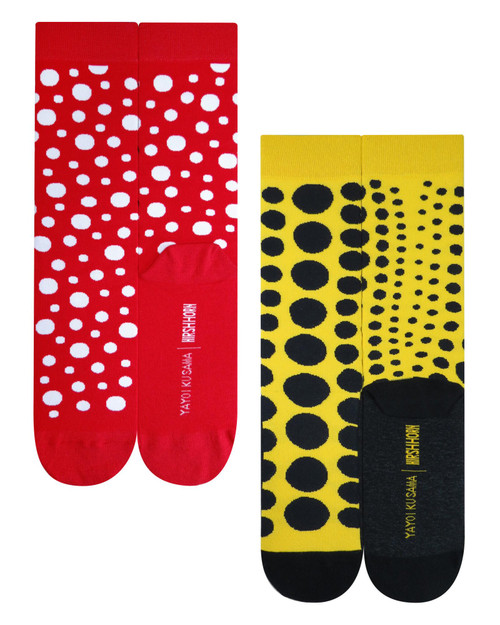 Polka Dot Socks View Product Image