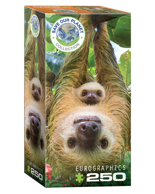 Sloth Jigsaw Puzzle View Product Image