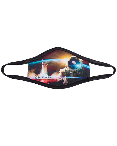 Space Suit Youth Mask View Product Image