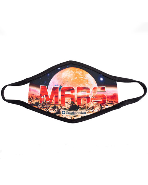 Mars Adult Mask View Product Image
