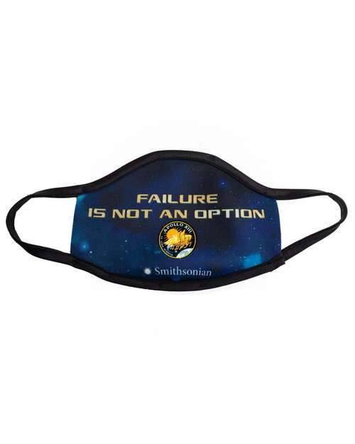 Failure Is Not an Option Apollo 13 Adult Mask View Product Image