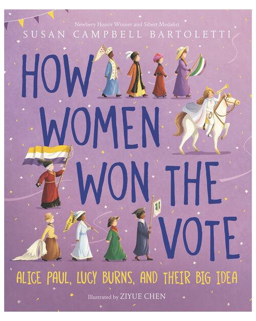 How Women Won the Vote View Product Image