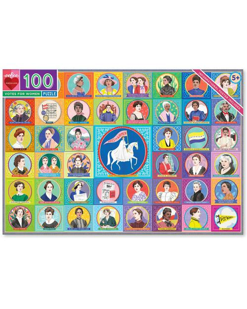 Votes for Women Puzzle View Product Image