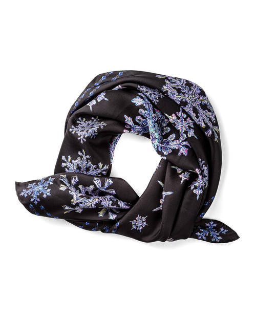 Snowflake Square Scarf View Product Image