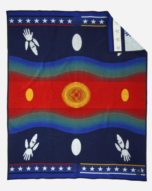 Pendleton Warriors Circle of Honor Blanket View Product Image