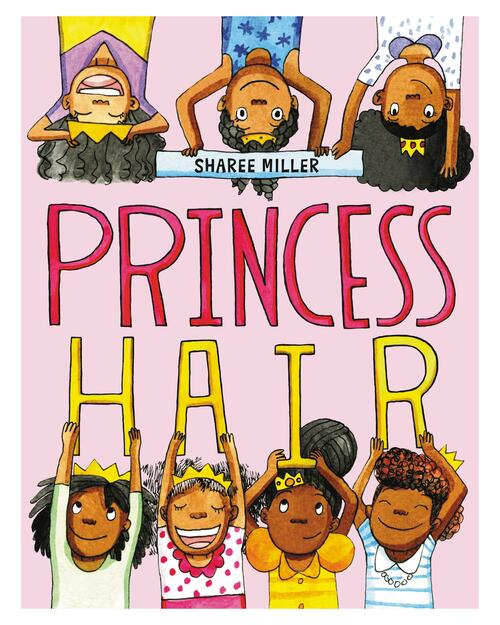 Princess Hair View Product Image