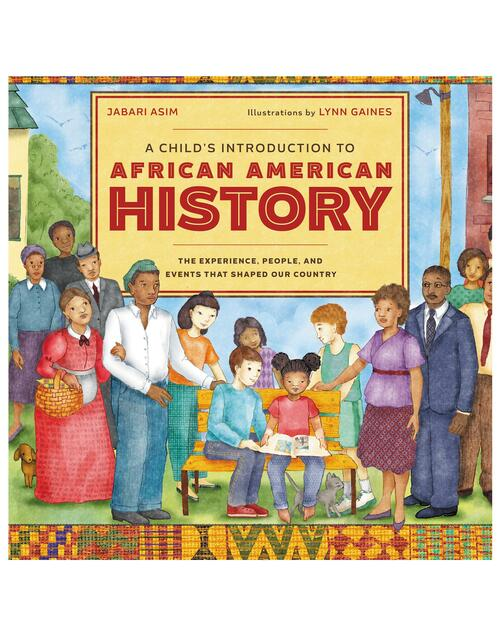 A Child's Introduction to African American History View Product Image