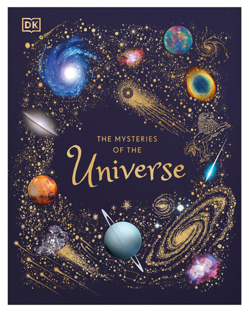 The Mysteries of the Universe View Product Image