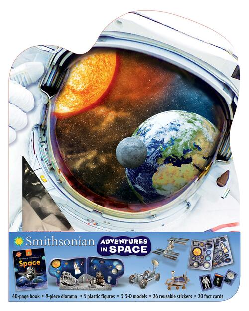 Adventures in Space View Product Image