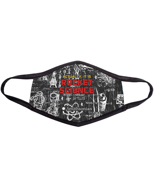 Rocket Science Adult Mask View Product Image