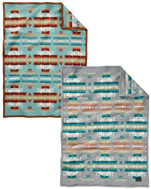 Chief Joseph Child's Blanket View Product Image