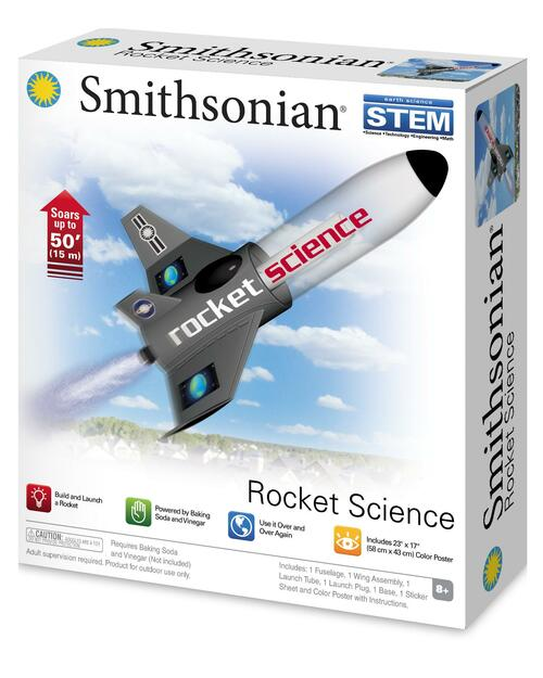 Smithsonian Rocket Science Kit View Product Image